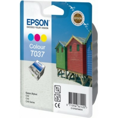 Epson inktpatroon T037 color C13T03704010