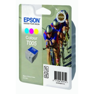 Epson inktpatroon T005 color