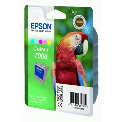 Epson inktpatroon T008 color