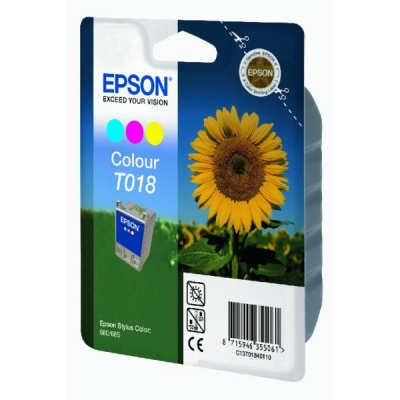Epson inktpatroon T018 color C13T01840110
