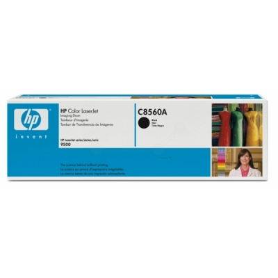 HP drum 822A zwart C8560A
