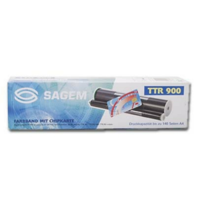 Sagem Thermo-transfer-rol TTR900DUO 236902123 VE=2