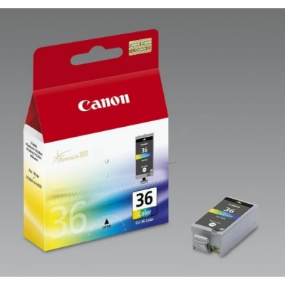 Canon inktpatroon CLI-36 color 1511B001