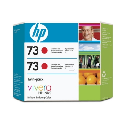 HP printkop rood CD952A VE=2
