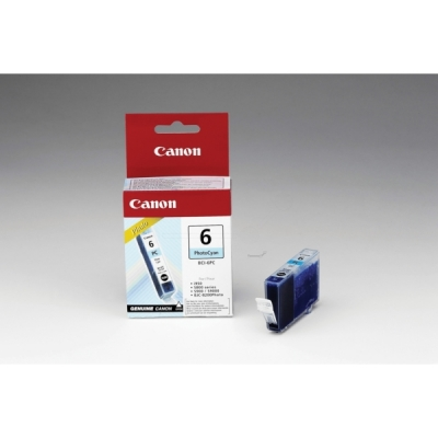 Canon inktpatroon BCI-6PC cyaan licht 4709A002