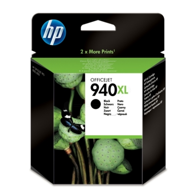 HP inktpatroon nr. 940XL zwart C4906AE