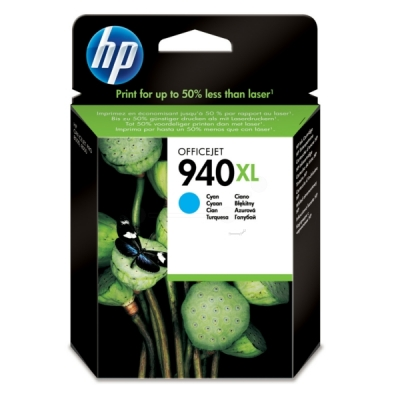 HP inktpatroon nr. 940XL cyaan C4907AE