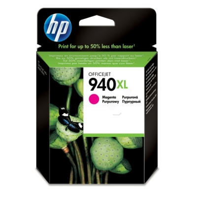 HP inktpatroon nr. 940XL magenta C4908AE