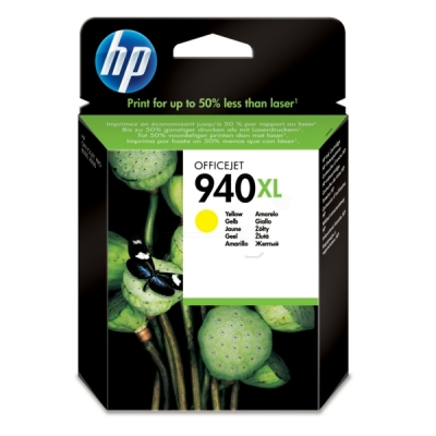 HP inktpatroon nr. 940XL geel C4909AE