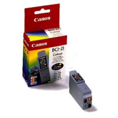 Canon inktpatroon BCI-21C color 0955A002