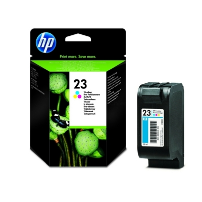 HP printkop nr. 23 color C1823DE