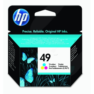 HP printkop nr. 49 color 51649AE