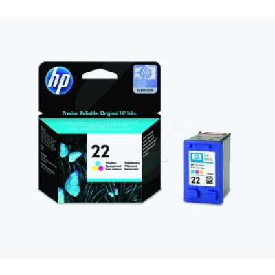 HP printkop nr. 22 color C9352AE