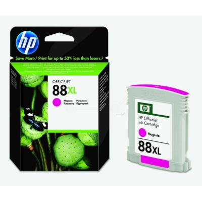 HP inktpatroon nr. 88XL magenta C9392AE