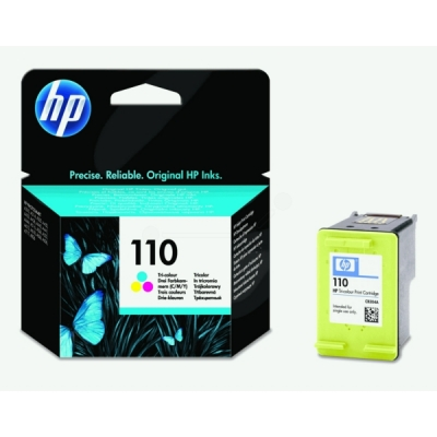 HP printkop nr. 110 color CB304AE