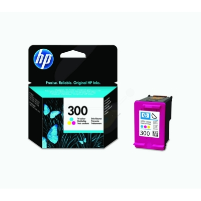HP printkop nr. 300 color CC643EE