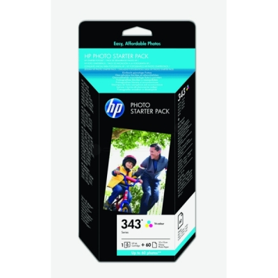 HP printkop nr. 343 color Q7948EE