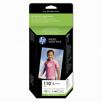 HP printkop nr. 110 color Q8898AE