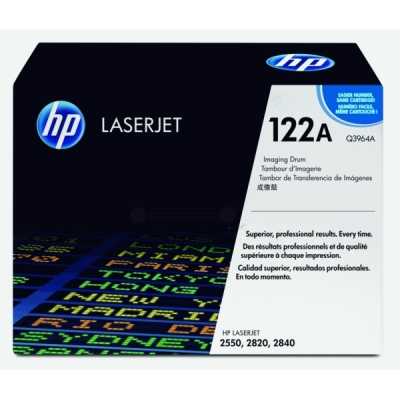 HP drum 122A zwart Q3964A
