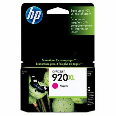 HP inktpatroon nr. 920XL magenta CD973AE