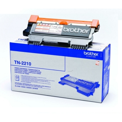 Brother toner TN-2210 zwart
