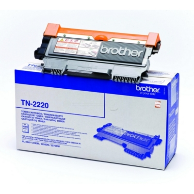 Brother toner TN-2220 zwart