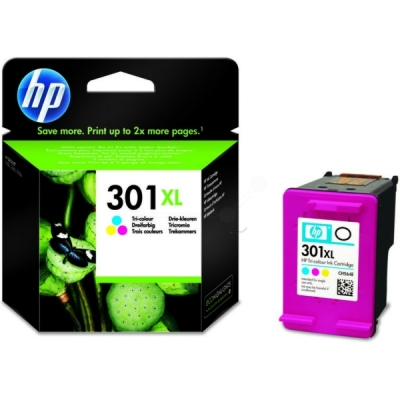 HP printkop nr. 301XL color CH564EE