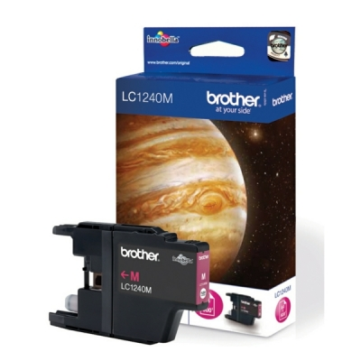 Brother inktpatroon LC-1240M magenta