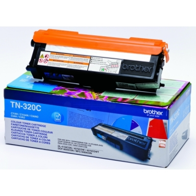 Brother toner TN-320C cyaan