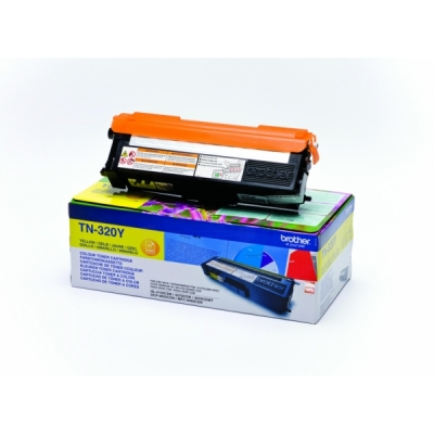 Brother toner TN-320Y geel