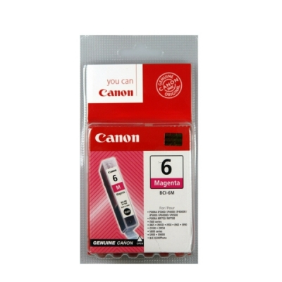 Canon inktpatroon BCI-6M magenta 4707A002