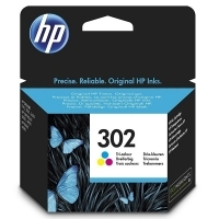 HP inktpatroon nr. 302 color F6U65AE