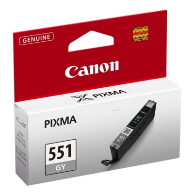 Canon inktpatroon CLI-551GY grijs 6512B001