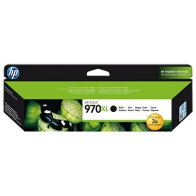 HP inktpatroon nr. 970XL zwart CN625AE