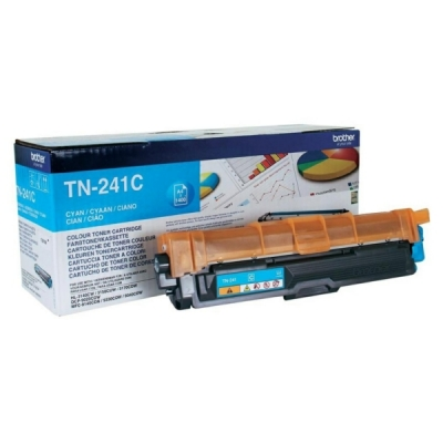 Brother toner TN-241C cyaan