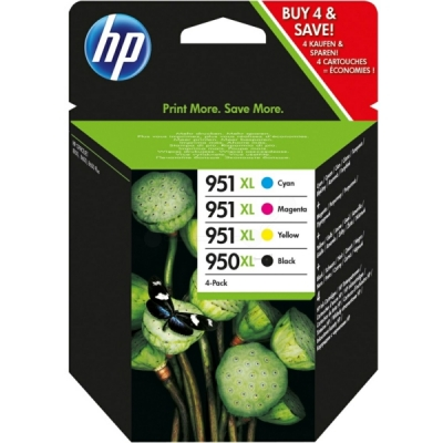 HP C2P43AE inktpatroon MultiPack 950XL/951XL