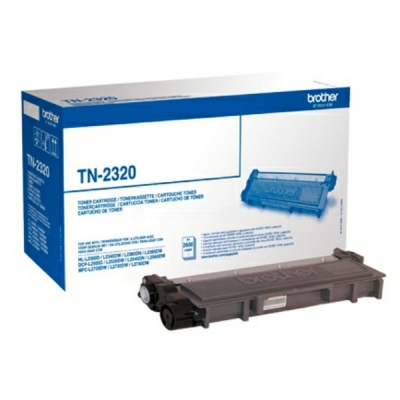 Brother toner TN-2320 zwart