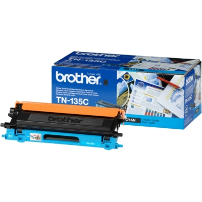 Brother toner TN-135C cyaan
