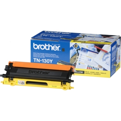Brother toner TN-130Y geel