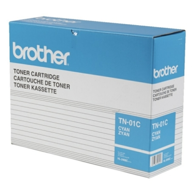 Brother toner TN-01C cyaan