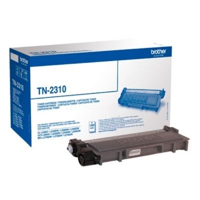 Brother toner TN-2310 zwart