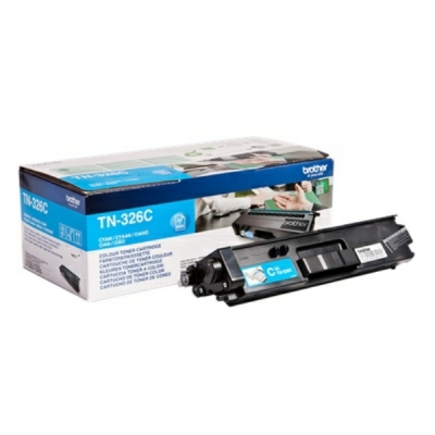 Brother toner TN-326C cyaan