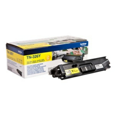 Brother toner TN-326Y geel