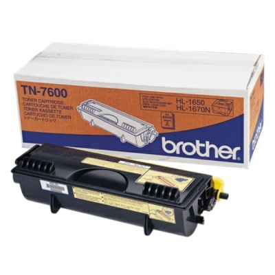 Brother toner TN-7600 zwart