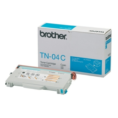 Brother toner TN-04C cyaan
