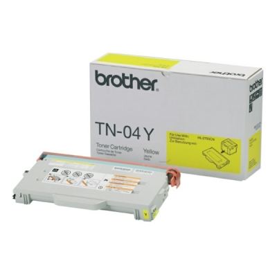 Brother toner TN-04Y geel
