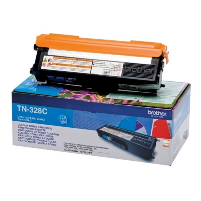 Brother toner TN-328C cyaan