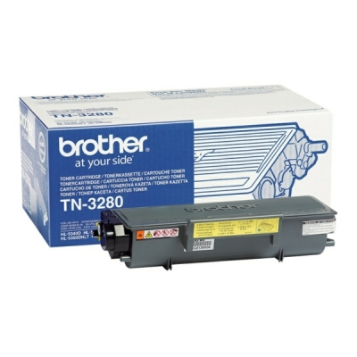 Brother toner TN-3280 zwart