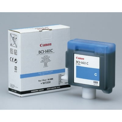 Canon inktpatroon BCI-1411C cyaan 7575A001