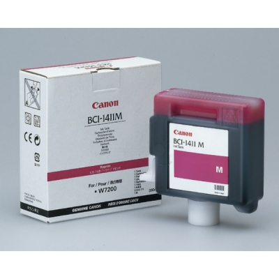 Canon inktpatroon BCI-1411M magenta 7576A001